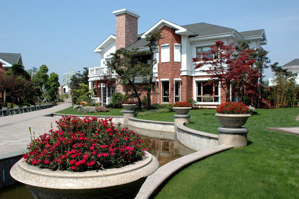 私家别墅花园这样设计绝对高大上!