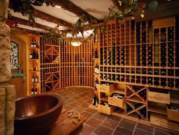 别墅地下酒窖如何设计